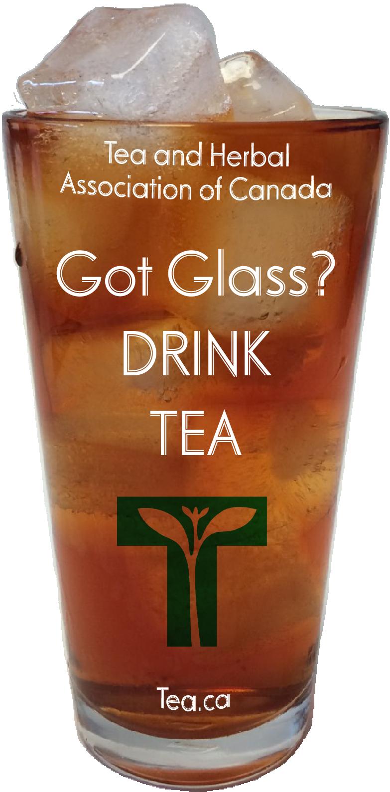 Got Glass? Drink Tea!