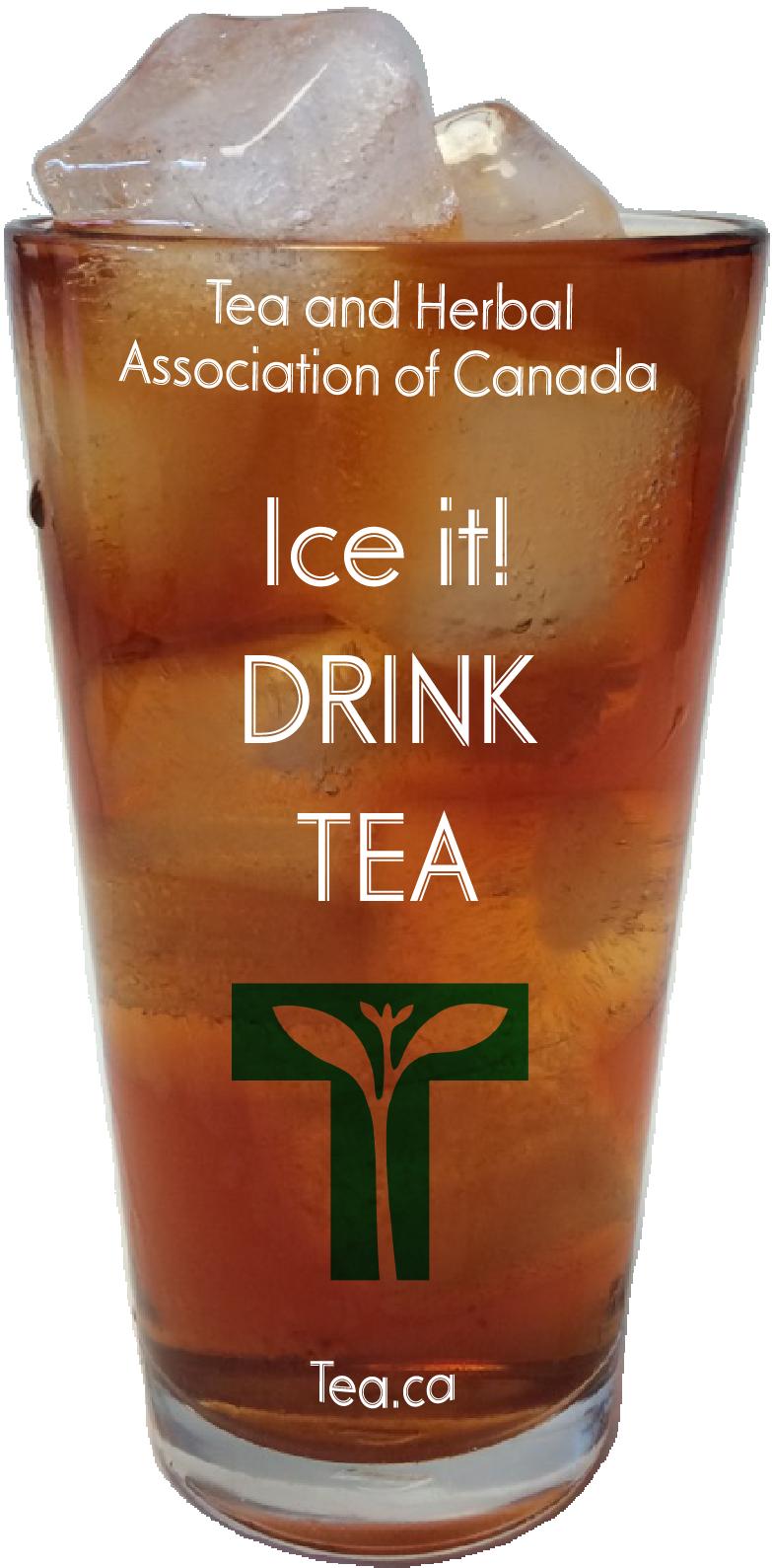 Ice it! Drink Tea!