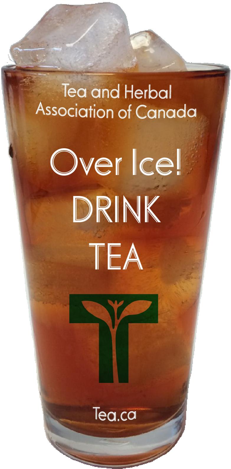 Over Ice! Drink Tea!