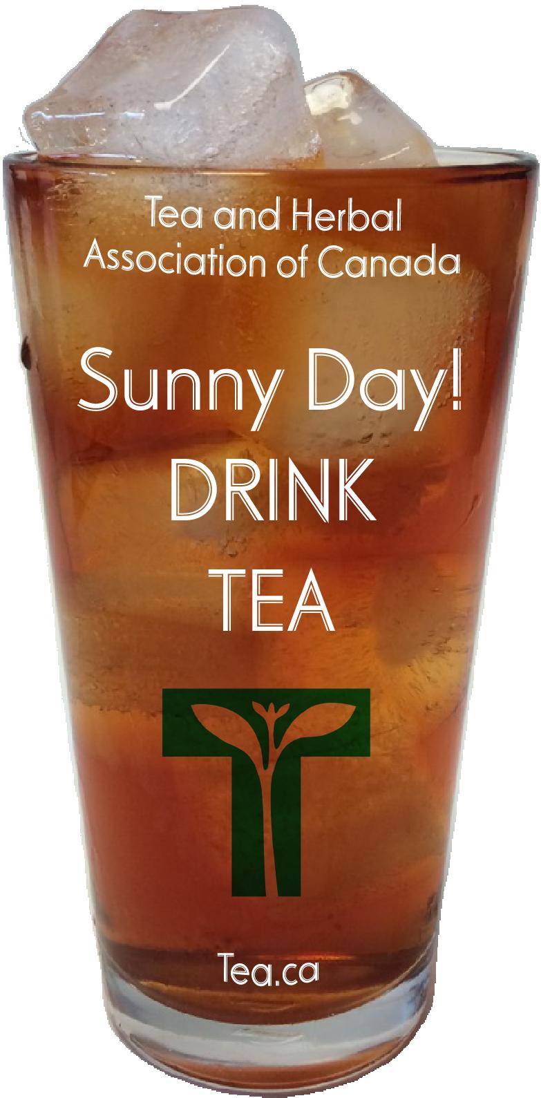 Sunny Day! Drink Tea!