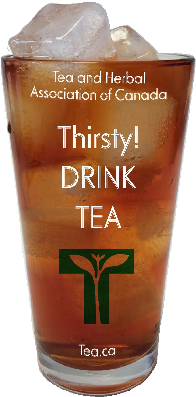 Thirsty! Drink Tea!
