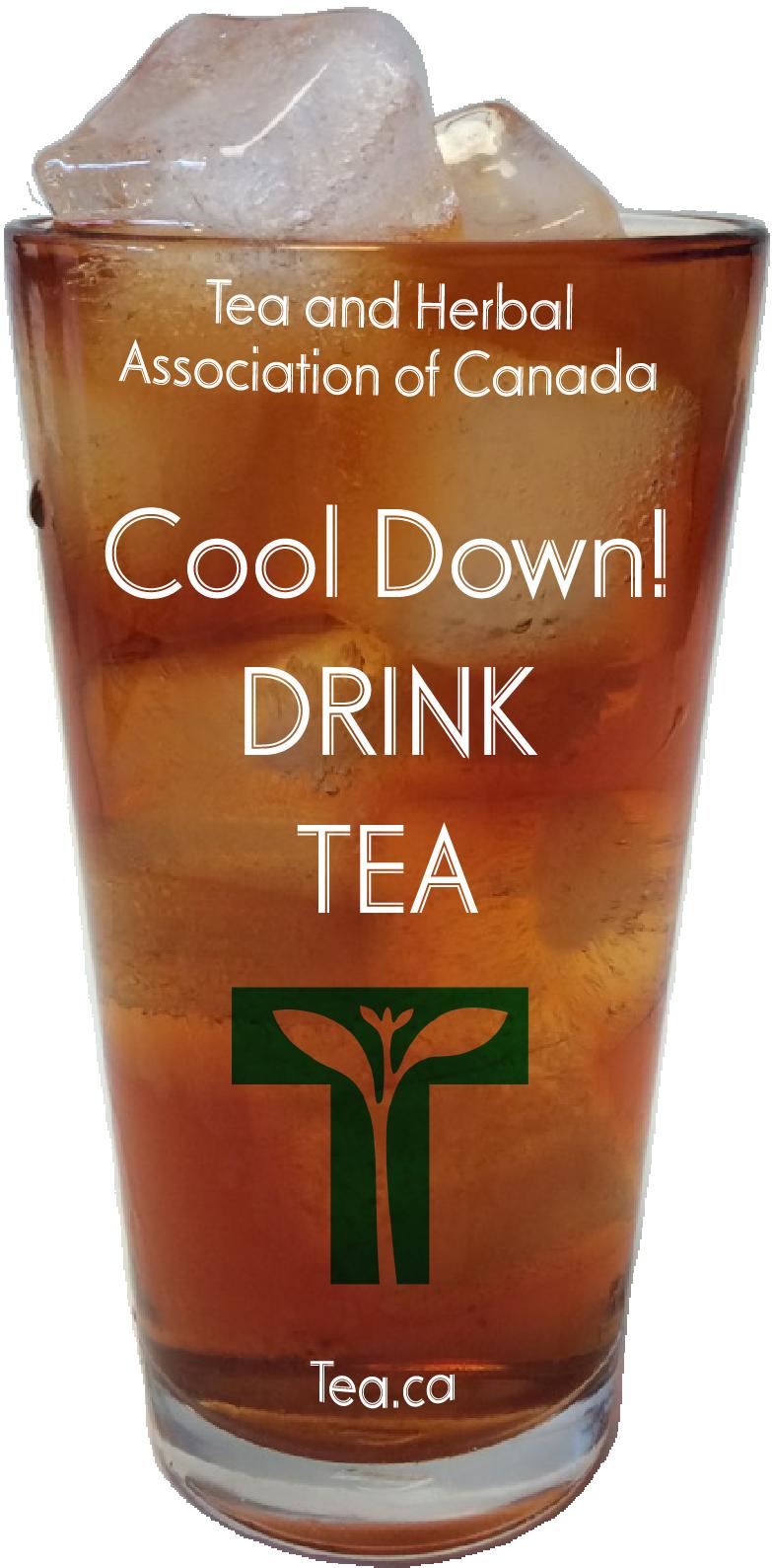 Cool Down! Drink Tea