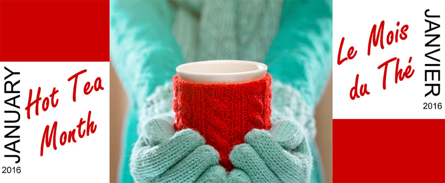 Hot Tea Month 2016