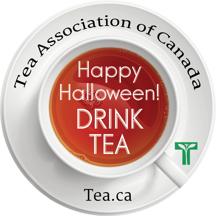 Happy Halloween - Tea and Herbal Association of Canada