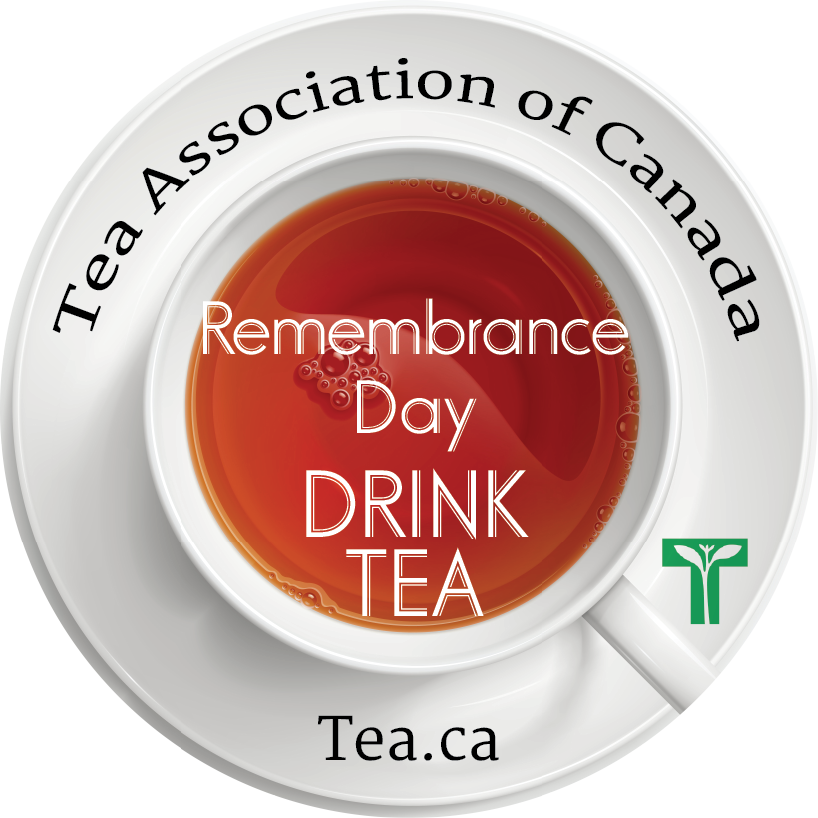 Rememberance Day - Tea and Herbal Association of Canada