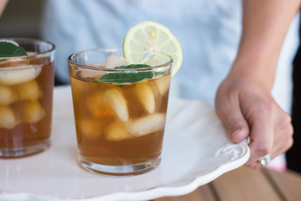 How to brew the best cup of iced tea