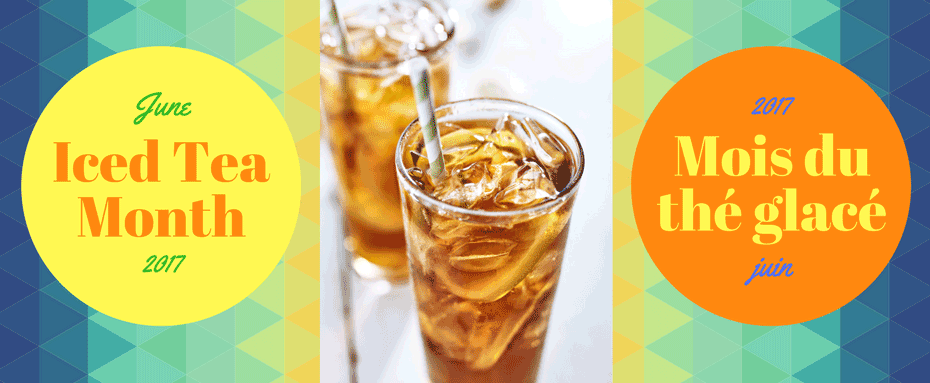 Iced Tea Month! June 2017
