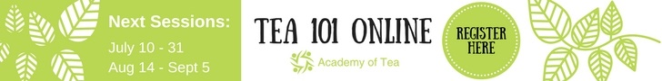 Tea 101 Online course