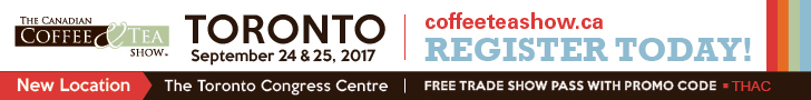 Coffee and Tea Show 2017
